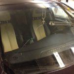 Замена лобового стекла Хендай