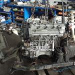 Замена двигателя Хендай