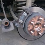 Замена тормозных колодок Хендай i35